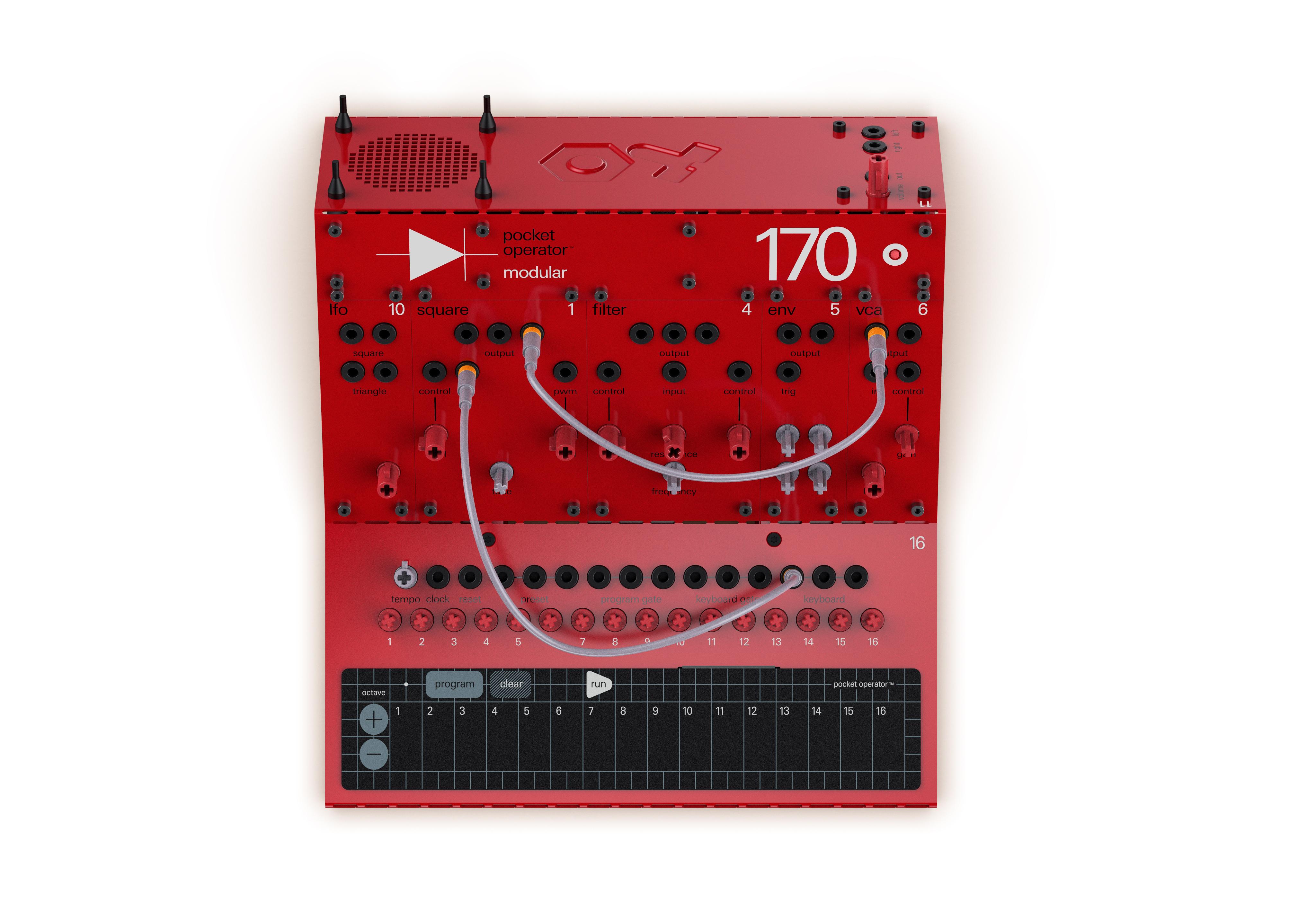 Pocket Operator Modular 170